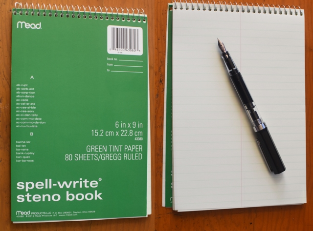 Ideal paper for writing tests -- at least for now.