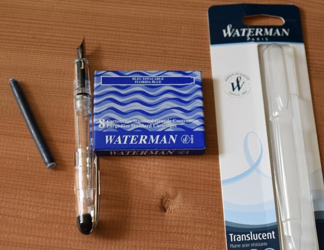 Waterman Kultur 0 1k