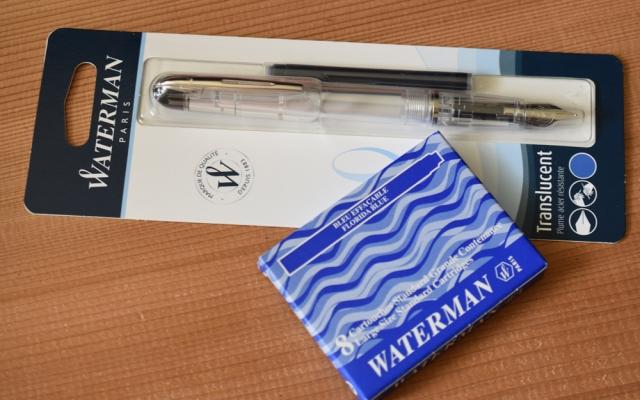 Waterman Kultur 1 1k