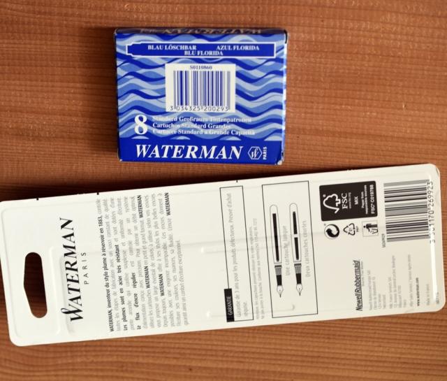 Waterman Kultur 2 1k